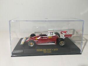 1/43 Ferrari 312T F1 Formula 1 Niki Lauda 1975 Scuderia Ferrari Altaya Agip