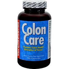 Yerba Prima Colon Care - 625 mg - 180 Capsules
