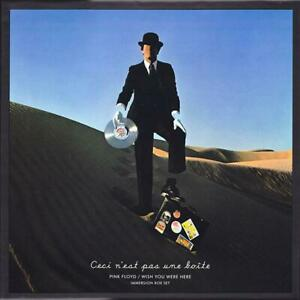 PINK FLOYD – WISH YOU WERE HERE IMMERSION BOX SET 2CDs 2DVDs & Blu-Ray (NEW)
