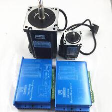 12NM/2.2NM Closed Loop Stepper Motor+Drive Kit 5A /6A NEMA34/NEMA23 CNC Router