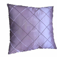Polyester Checked Square Decorative Cushions & Pillows