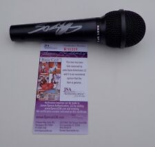 50 CENT SIGNED MICROPHONE JSA COA R18331