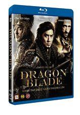 Dragon Blade Blu Ray (Region B locked)