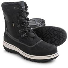 Mens Size 9-9.5 ECCO Roxton Gore-Tex® Snow Boots - Waterproof, Wool Lined