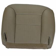 1995 To 1999 GMC Suburban Yukon Sierra  Tahoe Seat Cover TAN-Choose Your Option