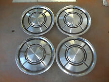 "1979 79 1980 80 Ford Pinto Bobcat Hubcap Rim Wheel Cover Hub Cap 13"" OEM 778 SET"