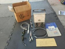 Vintage EICO Model 232 PEAK TO PEAK VTVM Vacuum Tube Volt/Ohm Meter - Untested