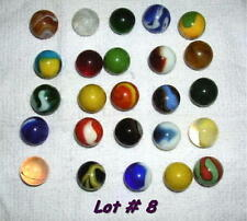 1910-20 Marbles, Lot of 25, Lot # 8