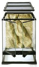 "Exo Terra Reptile Glass Natural Terrarium Mini/Tall 12"" x 12"" x 18"""