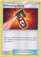 4x Pokemon TCG Tormenting Spray 125/147 Uncommon Trainer Card