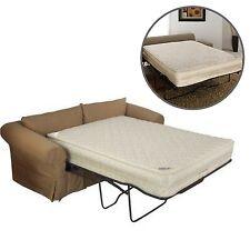 Sleeper Sofa Couch Queen Mattress For Modern Convertible Bed Guest Home