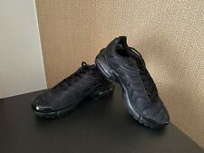 Nike Air Max Plus TN (GS) Tuned, Uk Size 4.5 BNIB,655020-009,  Black