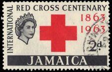 JAMAICA 203 (SG203) - International Red Cross Centenary (pa90285)