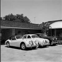 Jaguar 2.4 1956 OLD CAR ROAD TEST PHOTO 3