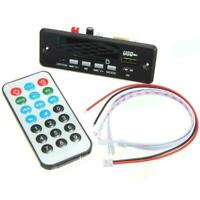 Car bluetooth USB MP3 WMA Decode Board Panel Audio FM Module battery with Y4P4