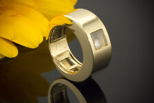 Gioielli Chopard Happy Diamonds anello con 1 brillante in 750er giallo dimensione 48