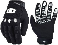 Black Seibertron Dirtpaw Unisex Gloves Youth Xl - Brand New with Tags