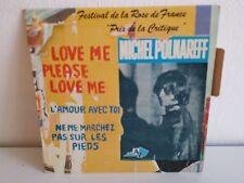 MICHEL POLNAREFF Love me please love me EP 1053