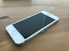 Apple iPhone 5s - 16GB - Silver (Unlocked) A1533 (GSM) (CA)