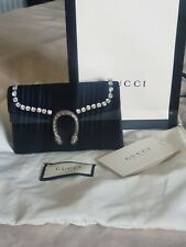 Genuine Gucci Dionysus Super Mini Bag Velvet Diamond worth 880