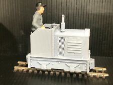 More details for gn15 - diesel critter - fordson kit - g-scale on 00 track uses a tenshodo spud