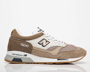 New Balance 1500 Made in UK Desert Scape Men's Sand White Low Lifestyle Sneakers