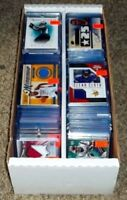 LOT OF NEW OLD FOOTBALL CARDS JERSEY AUTOGRAPH CARDS - ESTATE LIQUIDATION