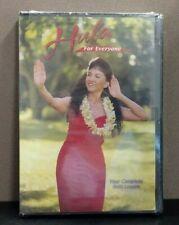 Hula for Everyone    (DVD)       BRAND NEW