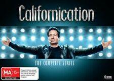 Californication: The Complete Season 1 - 7 (DVD, 2014, 17-Disc Set)