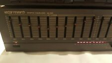 Vector Research Vq-100, Stereo Graphic Equalizer Great Condition