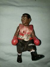 Mike Tyson Super Rare Soft Vinyl Doll vintage World Champion Boxer