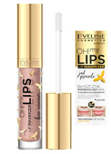 EVELINE OH! MY LIPS PLUMPER MAXIMIZER VOLUMIZING LIP GLOSS HIALURON + BEE VENOM