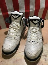 3f66dd94 NIKE Air Flight Falcon 397204-102 Basketball Shoes LEATHER MENS SZ 14 US