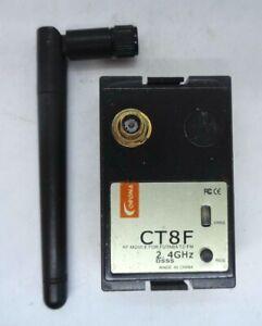 Corona CT8F 2.4GHz DSSS RF Module For Futaba Transmitter ff8,ff9,ff10 wc1 etc