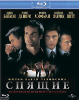 Sleepers (Blu-ray, 2011) English,Russian,French,German,Spanish,Italian