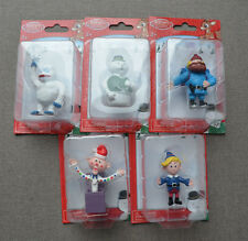 5-Pack Rudolph The Red-Nosed Reindeer Mini Figures