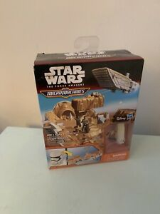 NEW Star Wars Force Awakens Micro Machines First Order Stormtrooper Playset