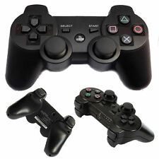 Wireless Bluetooth Game Console Controller For Sony PS3 Black High Quanlity