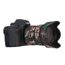 Canon EF 24-70mm F/2.8L Mark II Neoprene Camera Lens Coat Cover Camo Waterproof