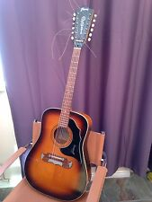 Framus Texan 12 cordes Guitare acoustique