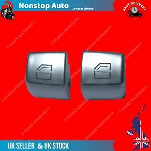 2 X Window Control Switch Button Fits Mercedes C Class W205 E Class W213  26081