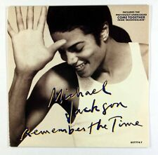 "Michael Jackson - Remember The Time (7"" Picture Sleeve) Ex+ Vinyl"