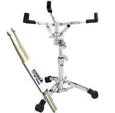 Sonor SS 2000 tambor Snare Stand ss2000 + KEEPDRUM Drumsticks 1 pares