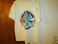 1999 CLEVELAND BROWNS VS DALLAS COWBOYS NFL HALL OF FAME T SHIRT NOS SIZE LARGE
