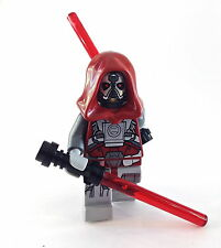 Lego Star Wars Sith Warrior & Lightsabers 75025 Old Republic **New**