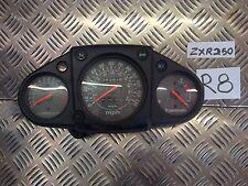Kawasaki Ex zxr 250 Ninja 250R Speedo Clocks Gauges (R8)