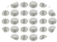 50 Self Covered Buttons 23mm SHANKBACK free tool DIY Full Instruction USA MADE