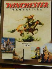 Winchester 2000 Ammunition Brochure