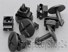10x AUDI Klammern Motorschutz Unterschutz Halterung Clips A3 A4 A6 A8 RS4 RS6 TT
