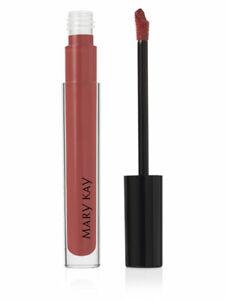 MARY KAY Unlimited Lip Gloss UNIQUE MAUVE  .13oz 153483 USA
